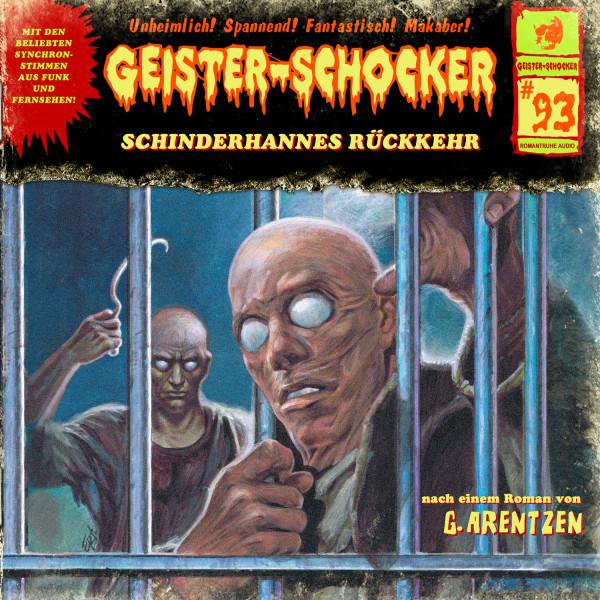 Geister-Schocker CD 93: Schinderhannes Rückkehr