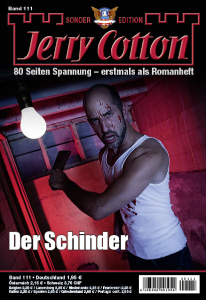 Jerry Cotton Sonderedition 111: Der Schinder