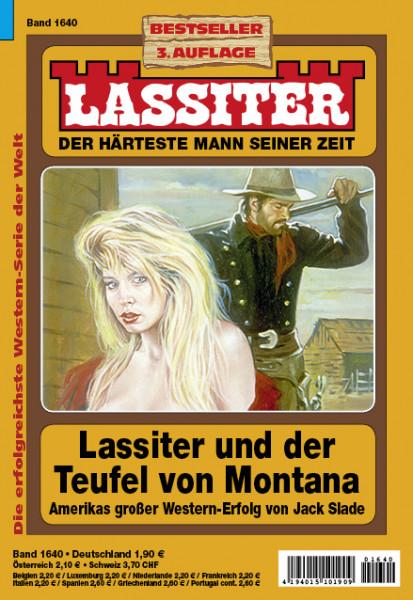 Lassiter 3. Auflage 1640: Lassiter und der Teufel von Montana
