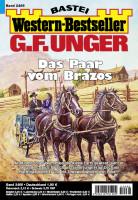 Western-Bestseller 2466: Das Paar vom Brazos