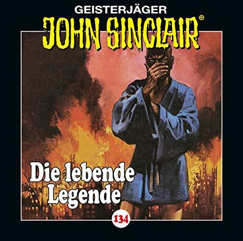 John Sinclair CD 134: Die lebende Legende