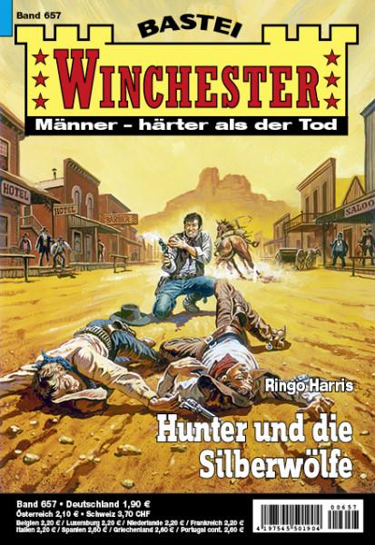 Winchester 657: Hunter und die Silberwölfe