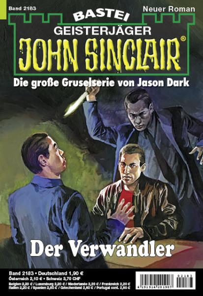 John Sinclair 2183: Der Verwandler