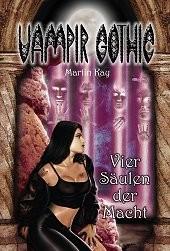 E-Book Vampir Gothic 03: Vier Säulen der Macht