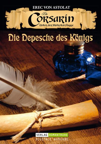 E-Book Die Corsarin 02: Die Depesche des Königs
