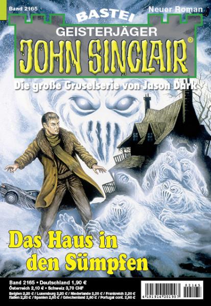 John Sinclair 2165: Das Haus in den Sümpfen