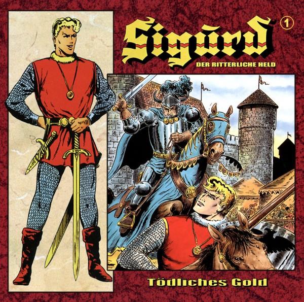 MP3-DOWNLOAD Sigurd Hörspiel 1: Tödliches Gold
