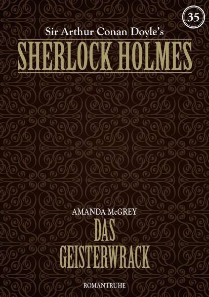 E-Book Sherlock Holmes 35: Das Geisterwrack