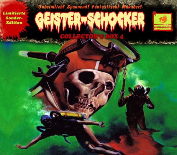 Geister-Schocker Collectors Box 4: (Folgen 8-10)