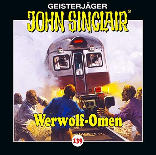 John Sinclair CD 139: Werwolf-Omen