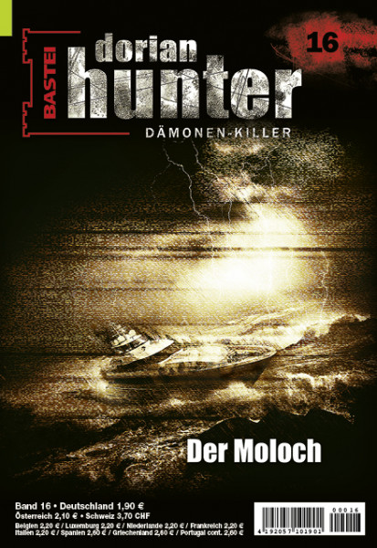 Dorian Hunter 16: Der Moloch