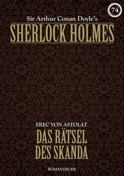 E-Book Sherlock Holmes 74: Das Rätsel des Skanda