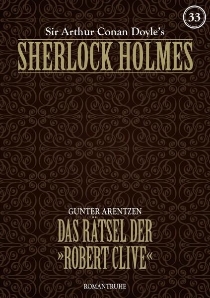 E-Book Sherlock Holmes 33: Das Rätsel der »Robert Clive«