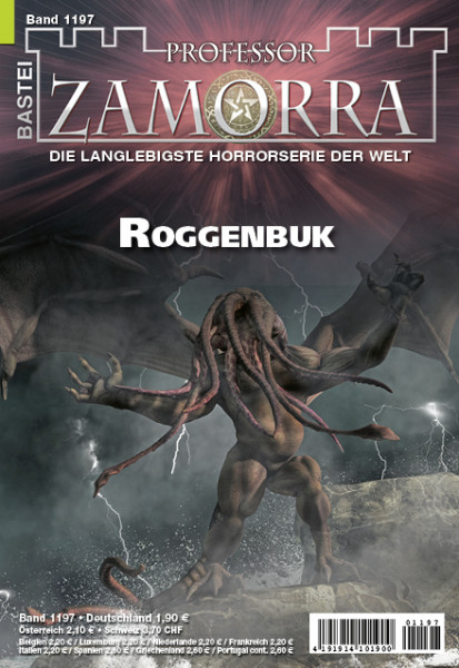 Professor Zamorra 1197: Roggenbuk (2. Teil)