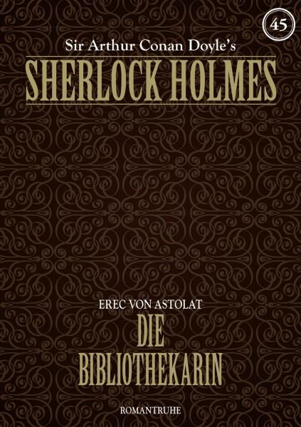 E-Book Sherlock Holmes 45: Die Bibliothekarin
