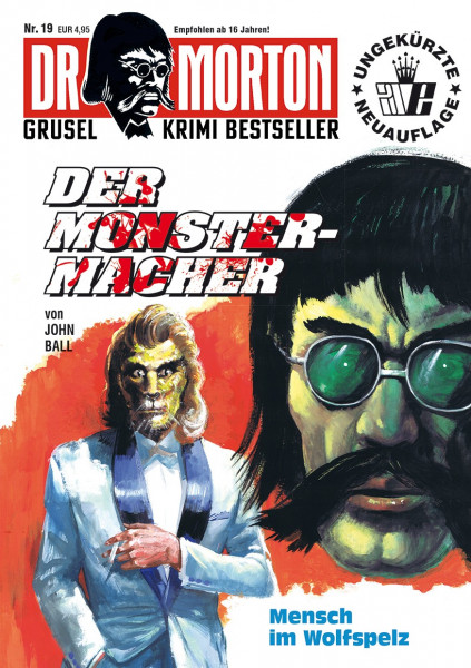 Dr. Morton 19: Der Monstermacher