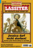 Lassiter 3. Auflage 1655: Jessica darf nicht sterben
