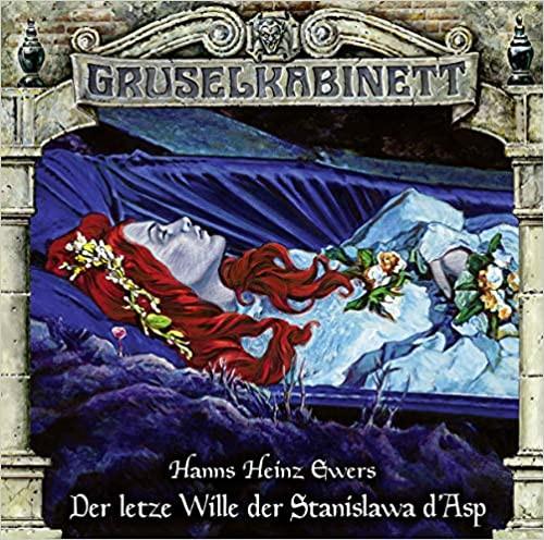 Gruselkabinett CD 163: Der letzte Wille der Stanislawa d'Asp