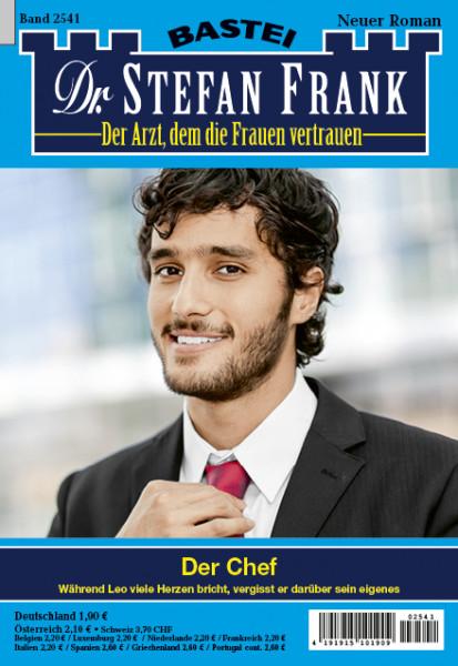 Dr. Stefan Frank 2541: Der Chef