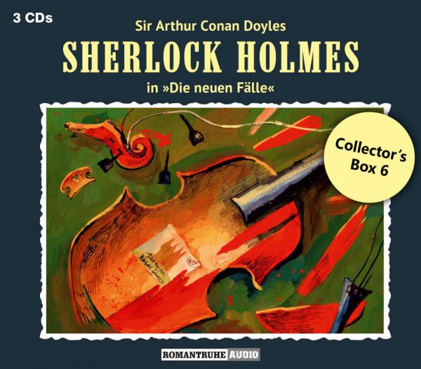 Sherlock Holmes-Neue Fälle Collectors Box 6: mit den Folgen 16-18