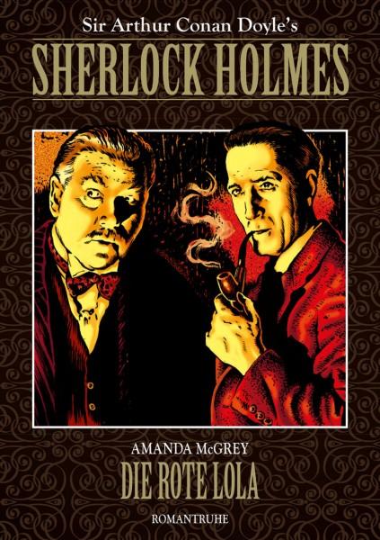 Sherlock Holmes - Die Neuen Fälle - Buch 04: Die Rote Lola