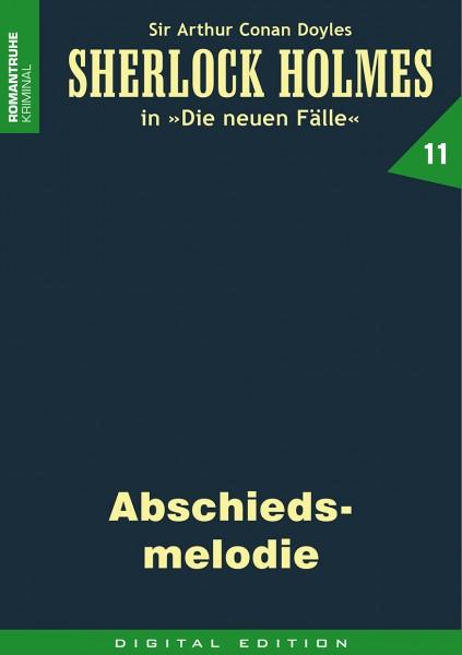 E-Book Sherlock Holmes 11: Abschiedsmelodie