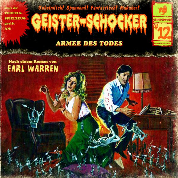 Geister-Schocker CD 12: Armee des Todes