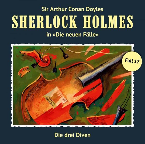 MP3-DOWNLOAD Sherlock Holmes-Neue Fälle 17: Die drei Diven
