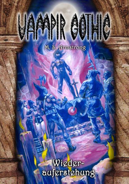 Vampir Gothic Paperback 4: Wiederauferstehung - DARK 1