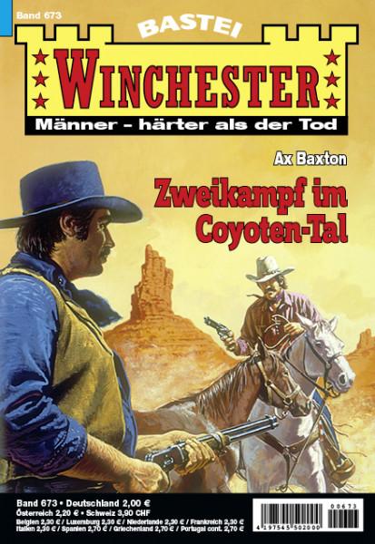 Winchester 673: Zweikampf im Coyoten-Tal