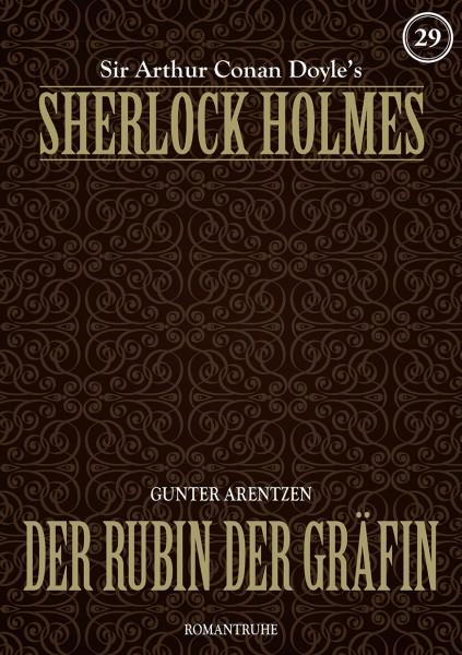 E-Book Sherlock Holmes 29: Der Rubin der Gräfin