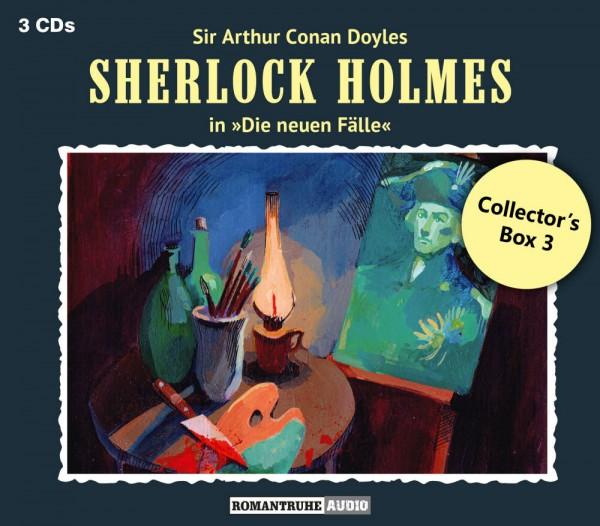 Sherlock Holmes-Neue Fälle Collectors Box 3: mit den Folgen 7-9