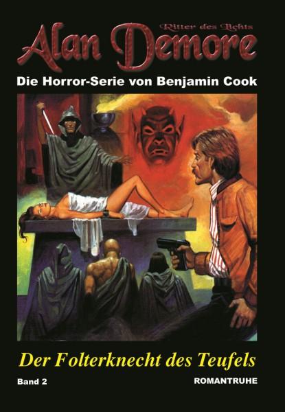 E-Book Alan Demore 02: Der Folterknecht des Teufels