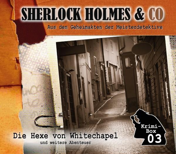 Sherlock Holmes und Co. Box 3: mit den Folgen 7-9