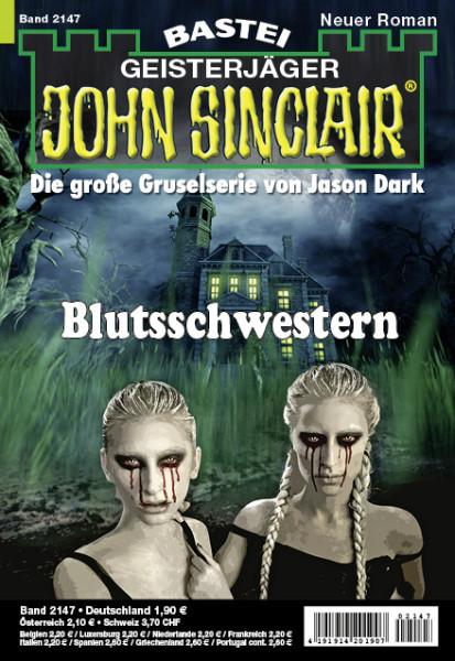 John Sinclair 2147: Blutsschwestern