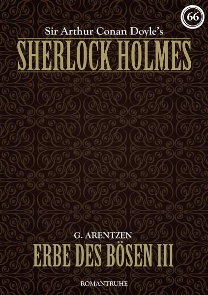 E-Book Sherlock Holmes 66: Erbe des Bösen III