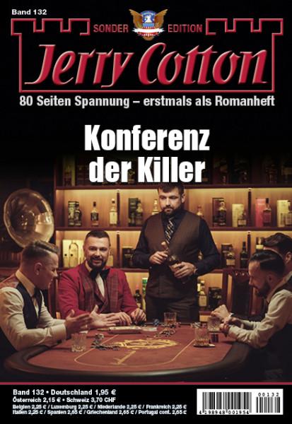 Jerry Cotton Sonderedition 132: Konferenz der Killer
