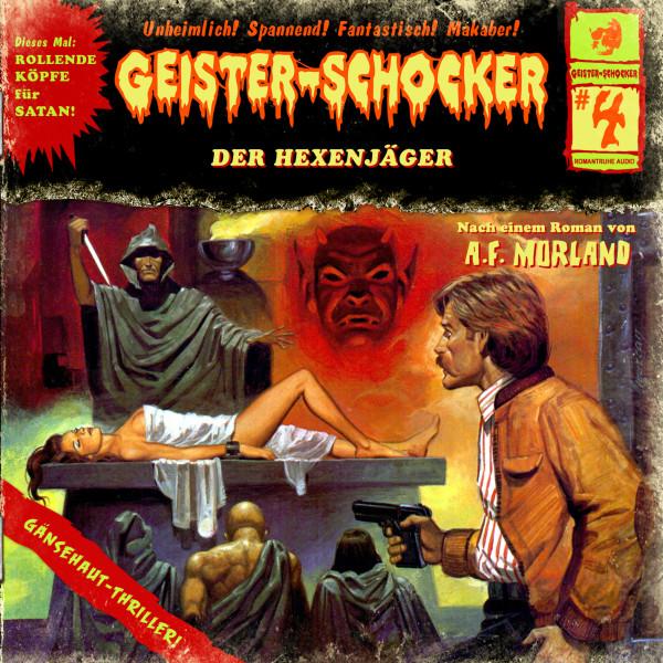 MP3-DOWNLOAD Geister-Schocker 04: Der Hexenjäger