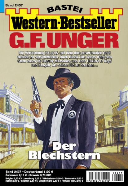 Western-Bestseller 2437: Der Blechstern
