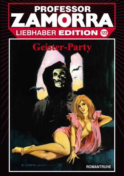 Zamorra Liebhaberedition 122: Geister-Party