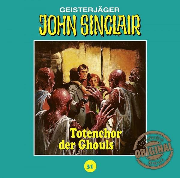 John Sinclair Tonstudio-Braun CD 31: Totenchor der Ghouls