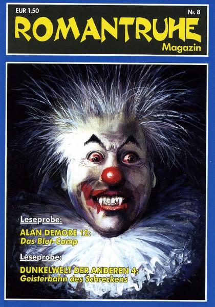 Romantruhe-Magazin Nr. 8