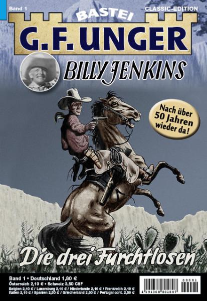 G. F. Unger-Billy Jenkins: Abo - jährliche Zahlung (26 Hefte/Jahr)