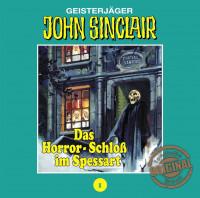John Sinclair Tonstudio-Braun LP 1: Das Horror-Schloß im Spessart