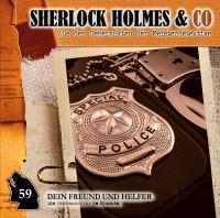 Sherlock Holmes und Co. CD 59: Dein Freund und Helfer