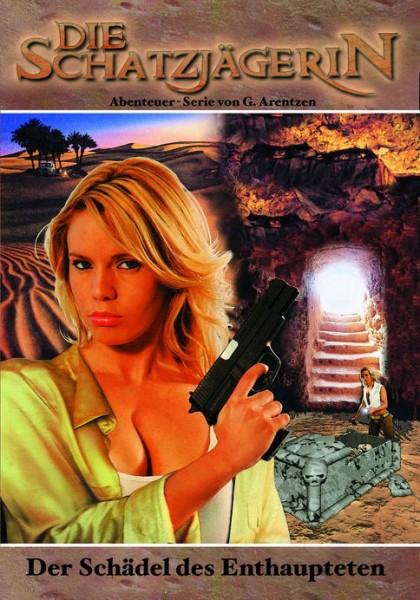 E-Book Die Schatzjägerin 09: Der Schädel des Enthaupteten