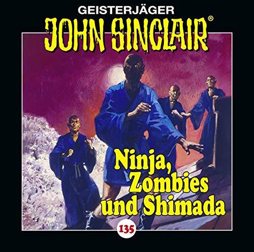 John Sinclair CD 135: Ninja, Zombies und Shimada