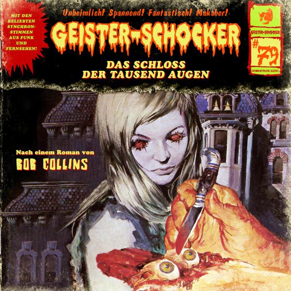 MP3-DOWNLOAD Geister-Schocker 79: Das Schloss der tausend Augen