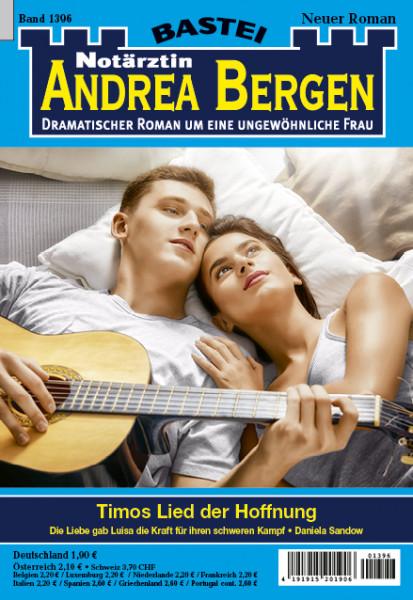 Dr. Andrea Bergen 1396: Timos Lied der Hoffnung