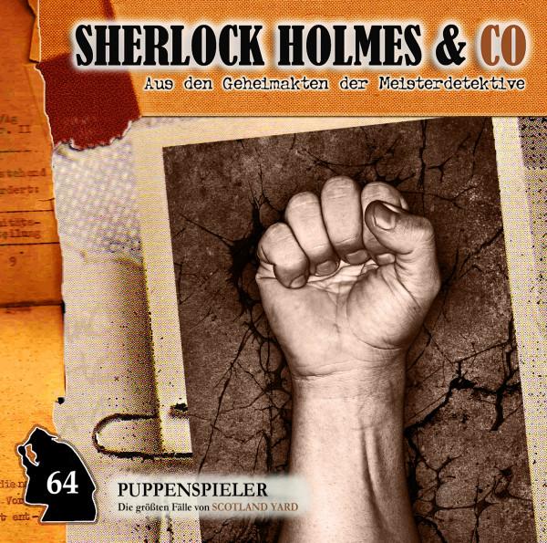 Sherlock Holmes und Co. CD 64: Puppenspieler